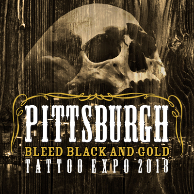 pittsburgh tattoo expo banner
