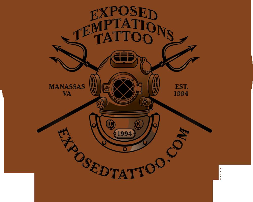 eaa600fe7 Exposed Temptations Tattoo Manassas, VA Premier Tattoos and Piercing Studio  | Northern Virginia