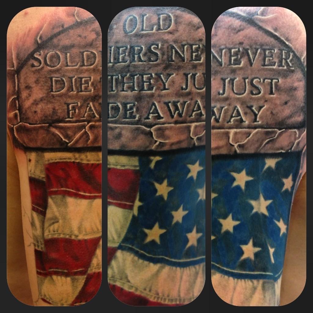 Piper tattoo realism portfolio exposed temptations for Tattoo shops in northern va
