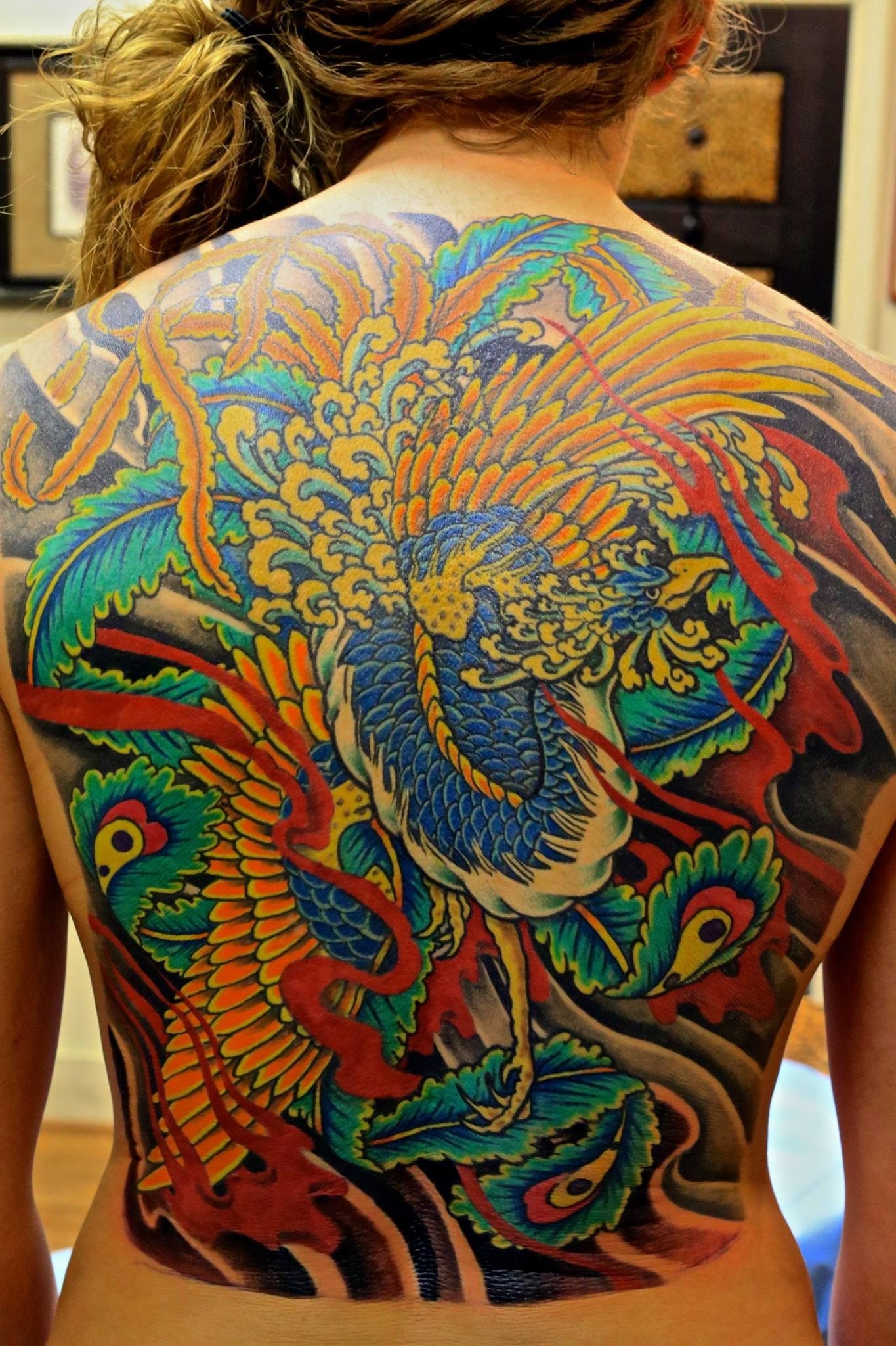 Piper tattoo asian portfolio exposed temptations for Tattoo shops in northern va