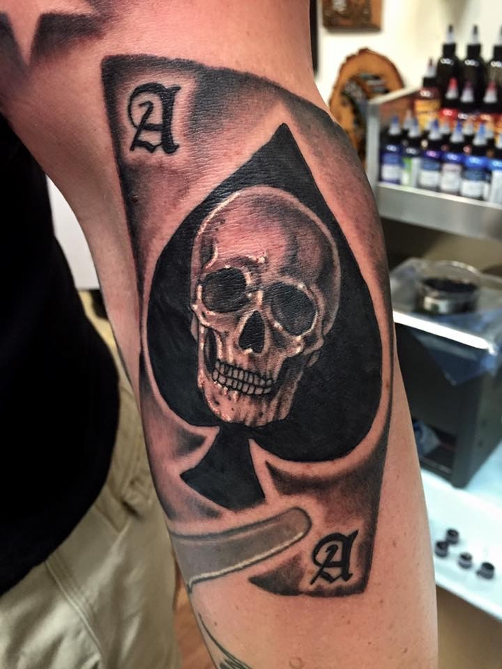 Piper tattoo black and gray portfolio exposed temptations for Tattoo shops in northern va